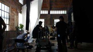 photo of atlanta film crew